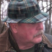 Our Ghillie hat in Maine Acadia Tartan