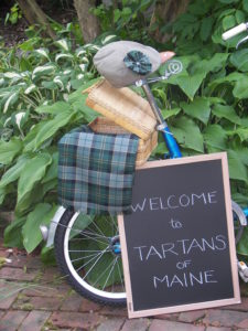 Home of Maine Acadia Tartan