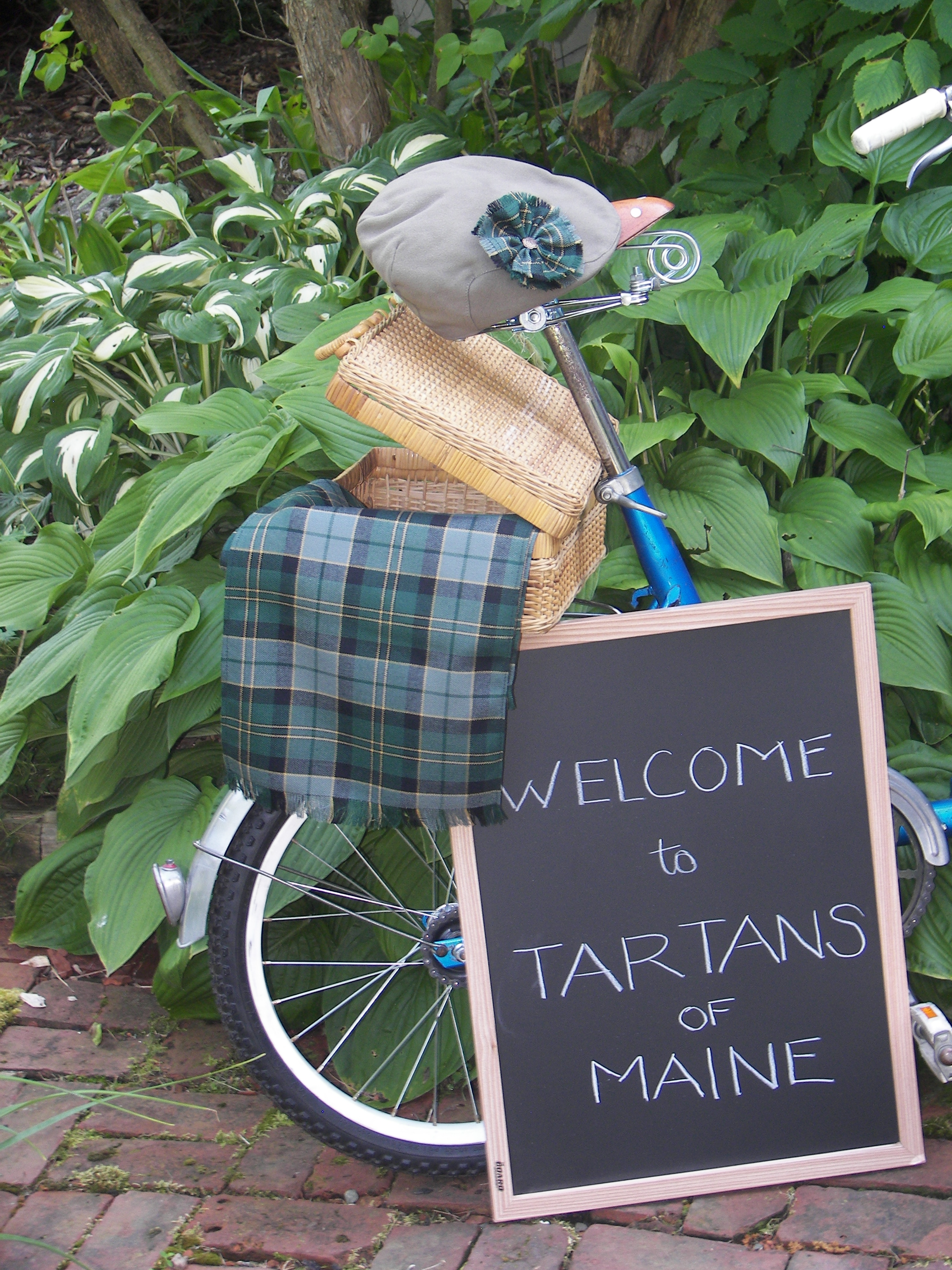 322a789a39ee46 Tartans of Maine Home - Tartans of Maine